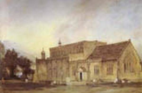 East bergholt hurch 1811 xx the lady lever art gallery port sunlight uk